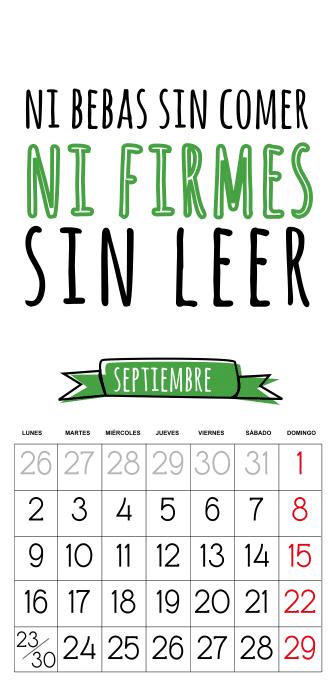 calendario 2013 gratis septiembre