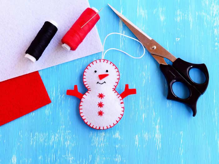 Manualidades de navidad manualidades for Adornos de navidad para hacer en casa