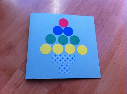 C mo hacer tarjetas navide as manualidades euroresidentes - Hacer una postal de navidad ...