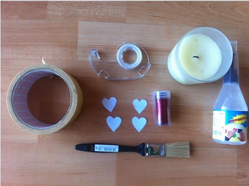 Como Decorar Velas Manualidades - Como-decorar-una-vela