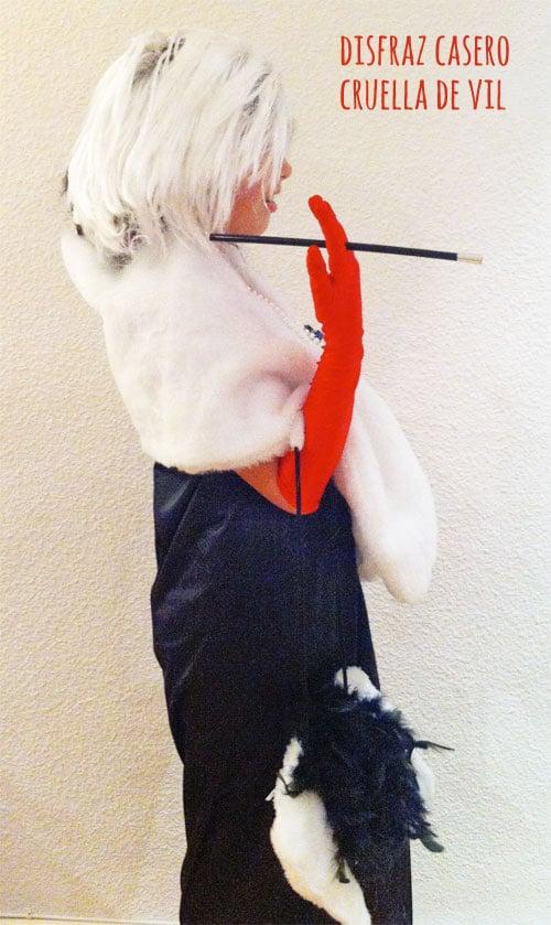 Disfraz Cruella