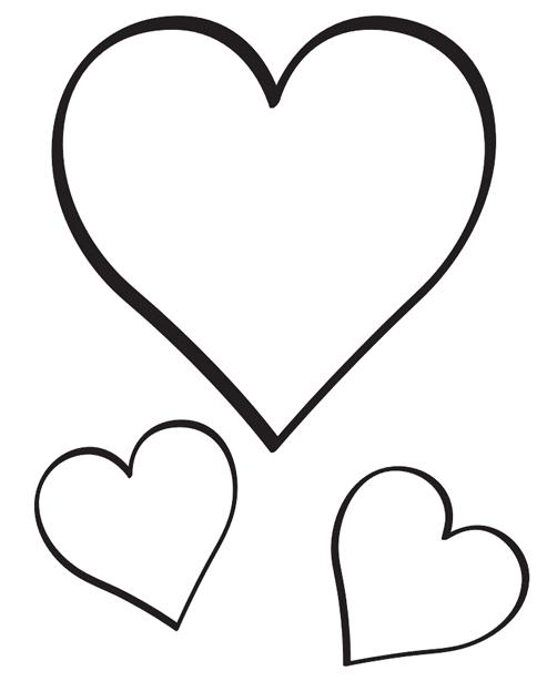 pintar corazones