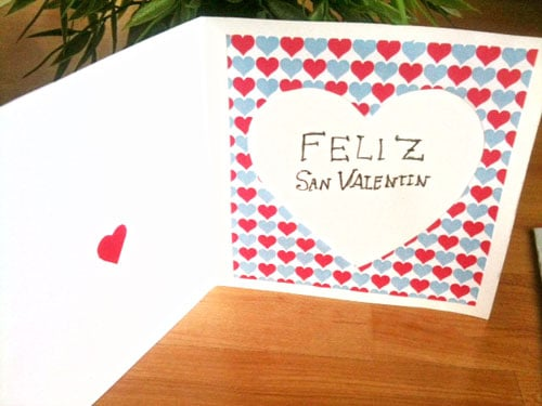 tarjetas de amor caseras manualidades
