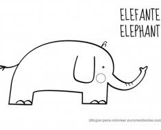 colorear_elefante