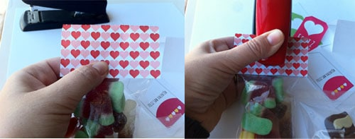 manualidades niños san valentin