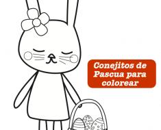 colorear_conejitos