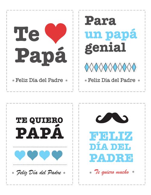 Tarjetas Para Felicitar El Día Del Padre Manualidades