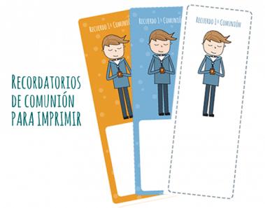 Manualidades euroresidentes - Etiquetas comunion para imprimir en casa gratis ...