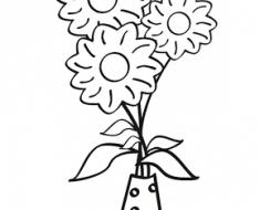dibujos_flores_colorear