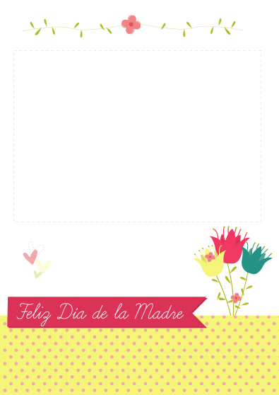 Bonitas Tarjetas Del Día De La Madre Que Puedes Imprimir