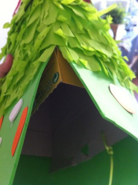 Piñata de cartón