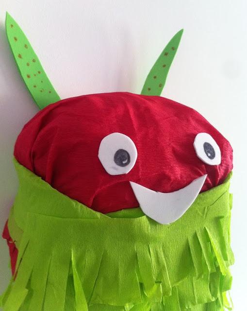 Piñata para fiesta de cumpleaños