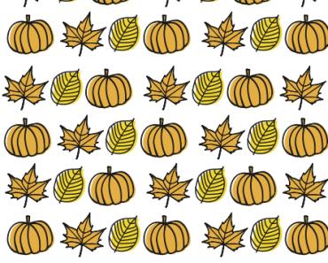 Papel de otoño para imprimir