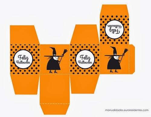 Cajas de halloween para imprimir manualidades - Decoracion halloween para imprimir ...