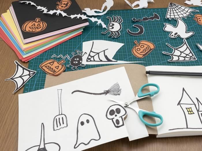manualidades-halloween-faciles