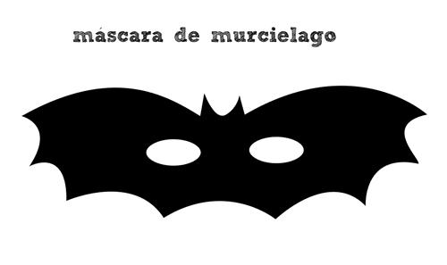 Máscara de murciélago