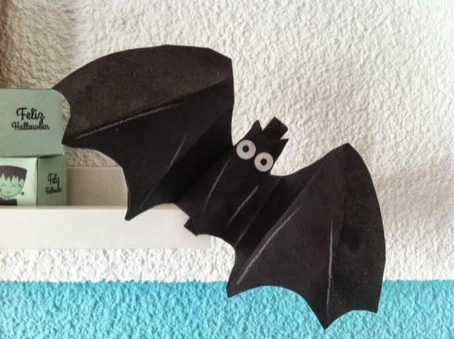 hacer pinzas murciélago