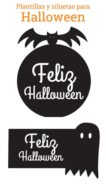 Plantillas halloween manualidades - Plantillas para decorar calabazas halloween ...