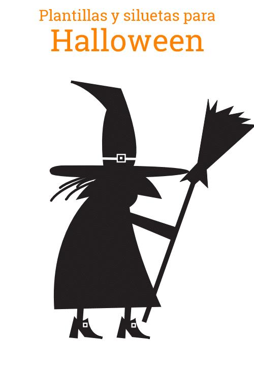 Plantillas Halloween Manualidades