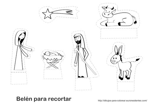Cómo Hacer Un Belén Casero Para Niños Belén De Navidad Para