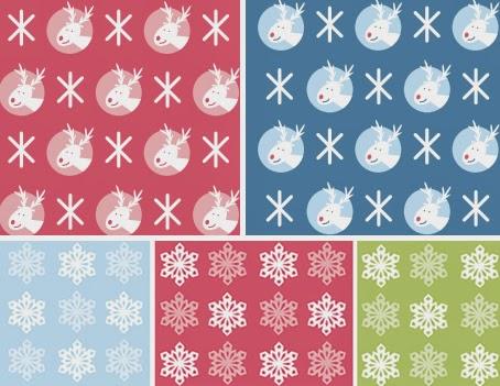 Papel de navidad para imprimir gratis manualidades for Imagenes de papel decorado