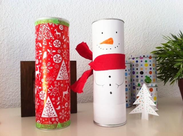 Manualidades De Navidad Manualidades - Manualidades-faciles-de-navidad-para-regalar