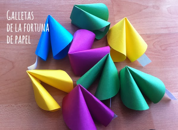 galletas fortuna con papel
