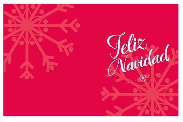 Tarjetas de Navidad para imprimir gratis - Manualidades