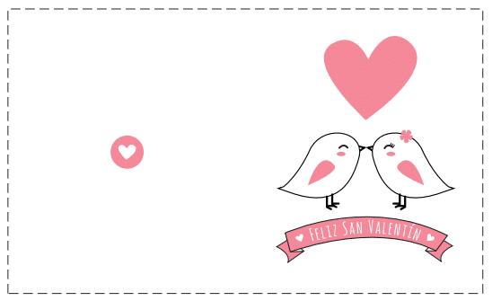 Las 20 mejores tarjetas románticas para imprimir - Manualidades