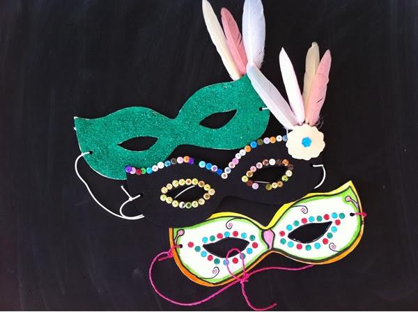 mascaras carnaval