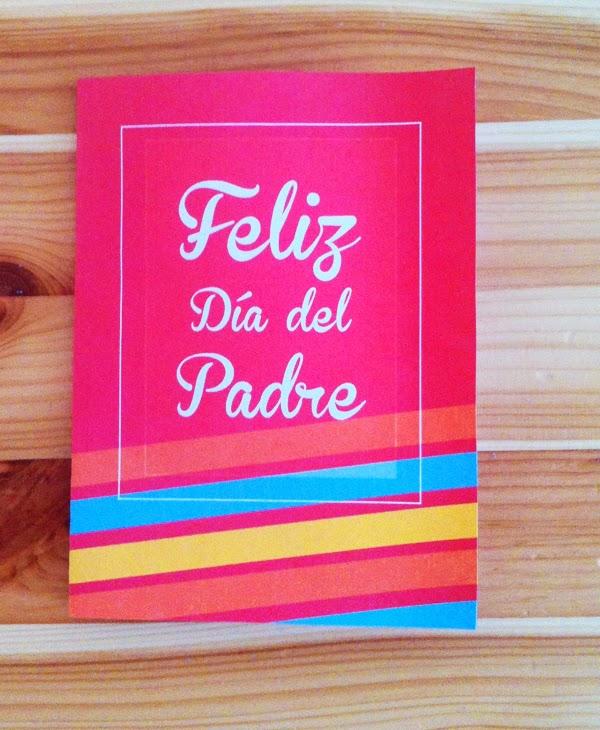 postales para imrprimir del dia del padre