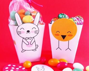 Imprimibles gratuitos de Pascua