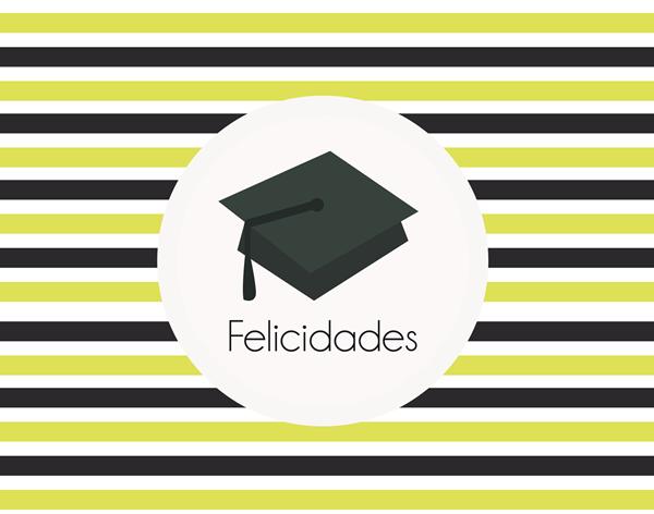 Imprimibles Para Felicitar La Graduación Manualidades