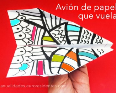 hacer_avion_papel_que_vuele