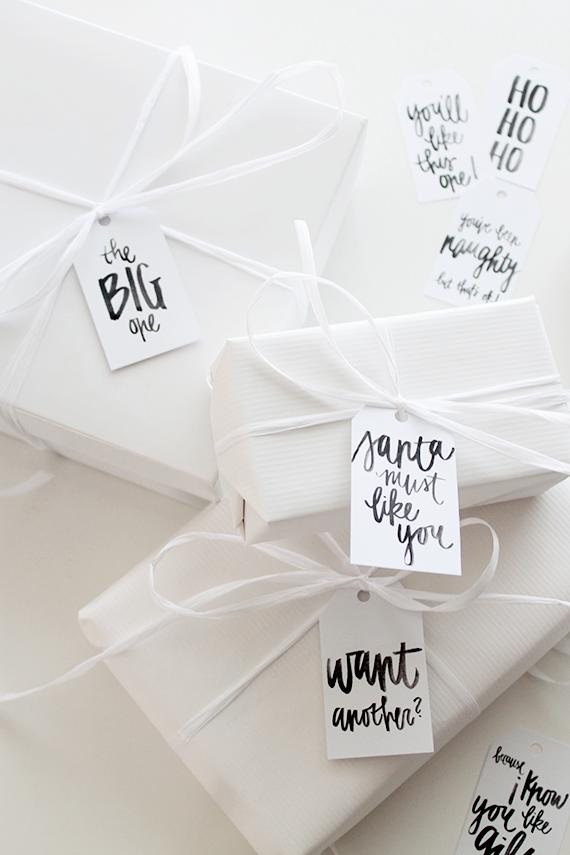 ideas para envolver regalos con papel kraft