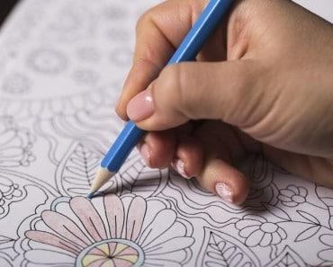 Dibujos para colorear antiestrés