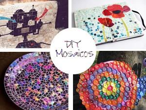 Cómo hacer mosaicos