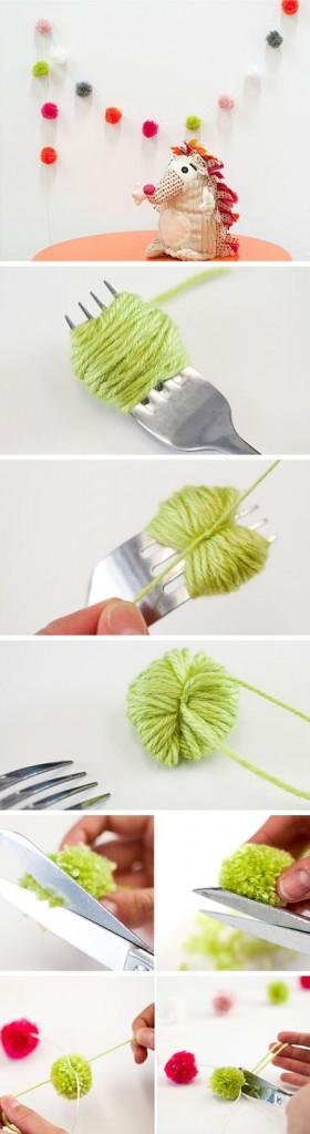 Ideas para hacer guirnaldas