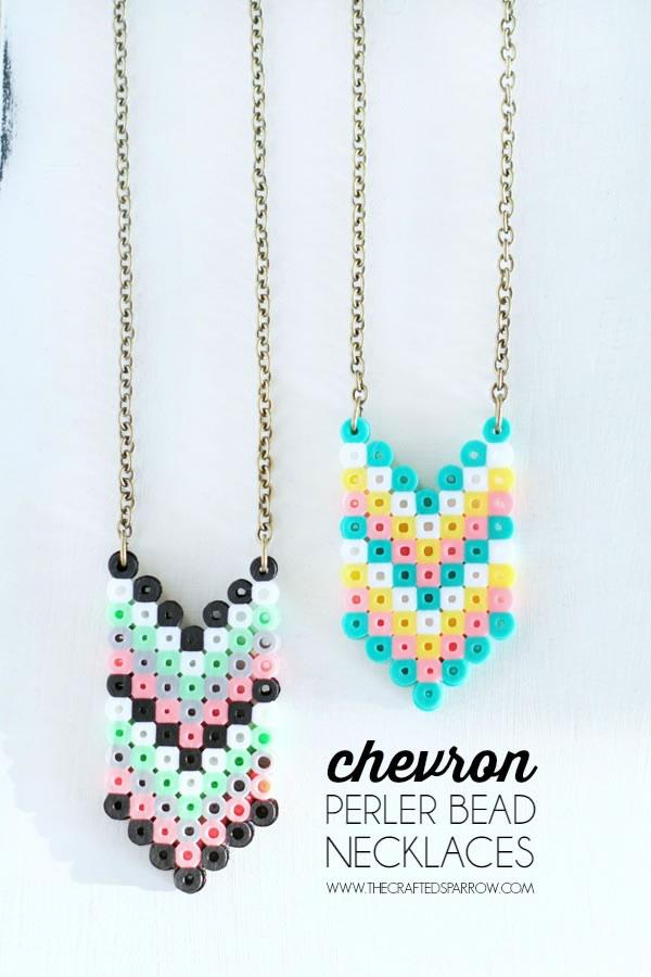 Manualidades con hamma beads