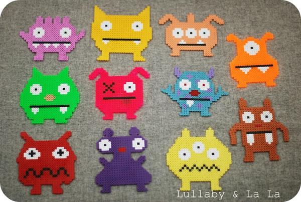 hamma beads diseños