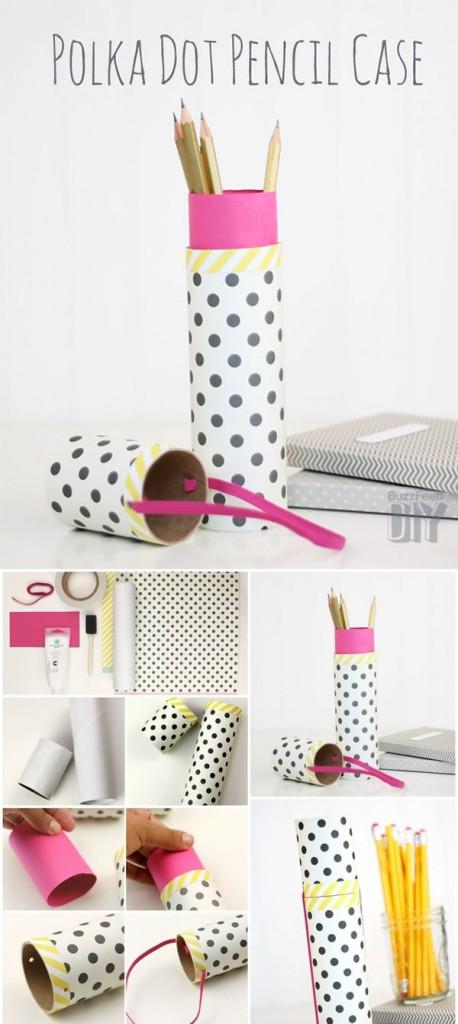 Manualidades: Porta lápices DIY