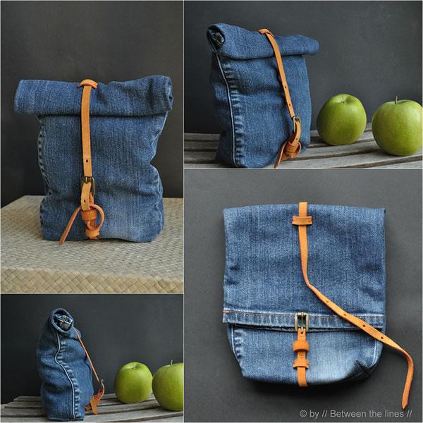 DIY: bolsa almuerzo