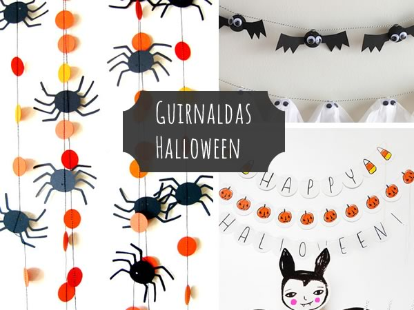 Decoración casera Halloween DIY