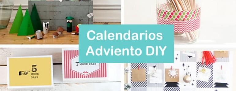 Manualidades navidad archivos manualidades for Calendario de adviento casero