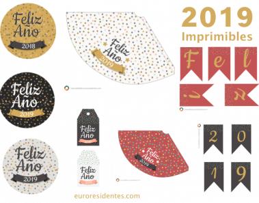 Imprimibles 2019
