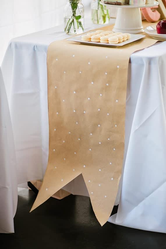 Ideas para fiestas: detalle mesa