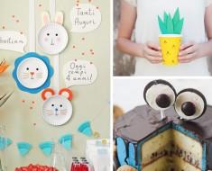 Manualidades para fiestas y cumpleaños fáciles y divertidas