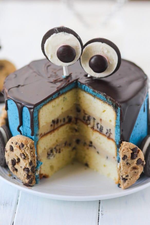 Manualidades fiestas: idea tarta original y fácil
