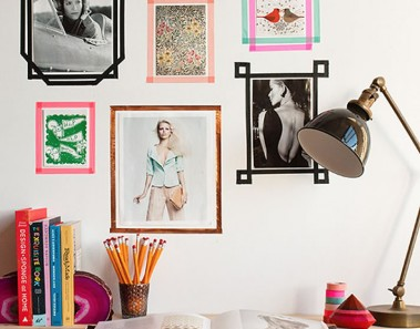 Ideas para decorar paredes con fotos de una forma creativa y original