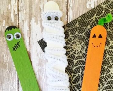 Manualidades de Halloween para niños creativas y divertidas